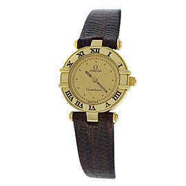 Omega Constellation Vintage 22mm Womens Watch
