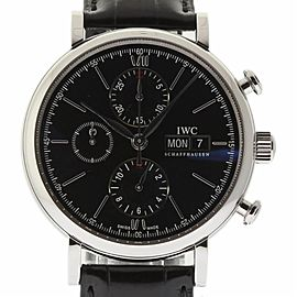 IWC Portofino IW391008 Stainless Steel Automatic 42mm Mens Watch