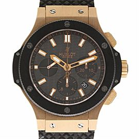 Hublot Big Bang 301.PB.1780.RX 18K Rose Gold & Ceramic 44mm Mens Watch