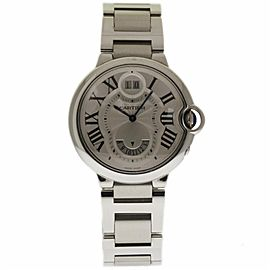 Cartier Ballon Bleu W6920011 Stainless Steel Quartz 38.5mm Womens Watch