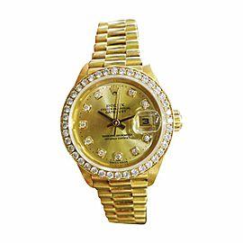Rolex Datejust 69138 26mm Womens Watch