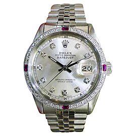 Rolex Datejust 16030 36mm Mens Vintage Watch