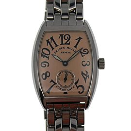 Franck Muller Casablanca 7502 S6 33mm Unisex Watch