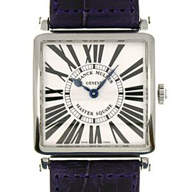 Franck Muller Master Square 6002 M QZ R 33mm Unisex Watch
