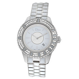 Christian Dior Christal CD11311CM002 34mm Womens Watch