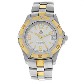 Tag Heuer 2000 Exclusive WN1153-0 38mm Mens Watch