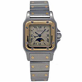 Cartier Santos Galbee 119902 24mm Womens Watch