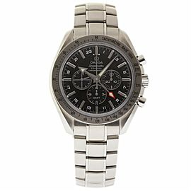 Omega Speedmaster Broad Arrow Co-Axial GMT 3581.50.00 44mm Mens Watch