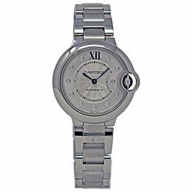Cartier Ballon Bleu WE902074 33mm Womens Watch