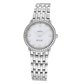 Omega DeVille 27mm Womens Watch