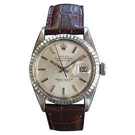 Rolex Datejust Vintage 36mm Mens Watch