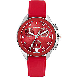 Michele Cape MWW27C000004 34mm Womens Watch