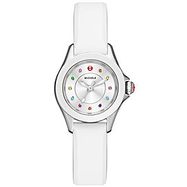 Michele Cape Mini MWW27D000001 27mm Womens Watch