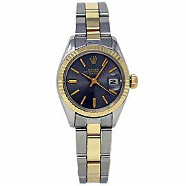 Vintage Rolex Date 6917 26.0mm Womens Watch