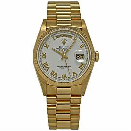 Rolex Day-Date 18238 36.0mm Mens Watch