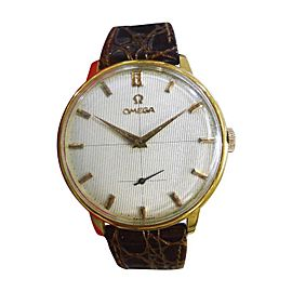 Omega Vintage 36mm Mens Watch