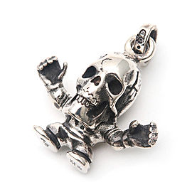 Chrome Hearts Sterling Silver Pendant