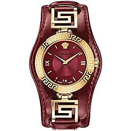 Versace V-Signature VLA01 0014 35mm Womens Watch