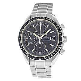 Mens Omega Speedmaster 3210.50 Steel Chronograph 40MM Automatic Watch
