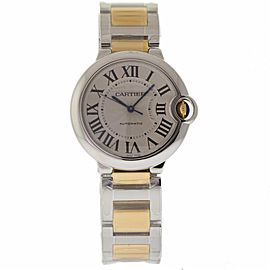 Cartier Ballon Bleu W2BB0012 36mm Mens Watch