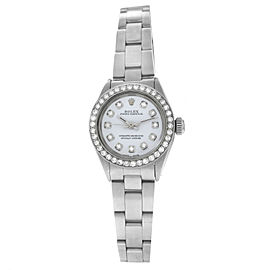 Rolex Oyster Perpetual 6718 26mm Womens Watch