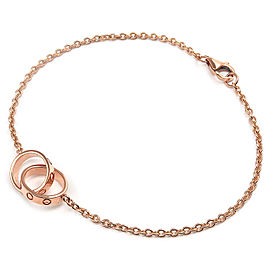 Cartier Baby Love 18K Rose Gold Bracelet