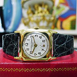 Vacheron Constantin Vintage 25mm Mens Watch