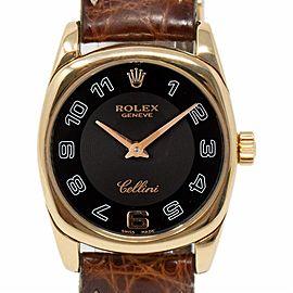 Rolex Cellini 25mm Womens Watch