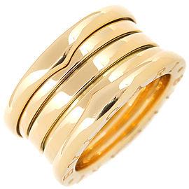 Bulgari 18K Yellow Gold Ring Size 6