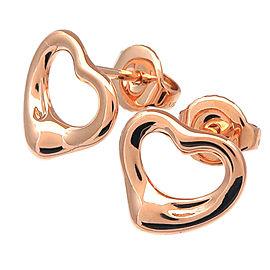 Tiffany & Co. 18K Rose Gold Earrings
