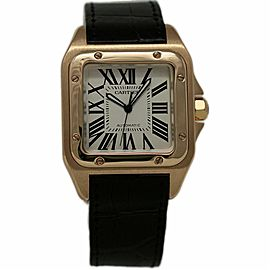 Cartier Santos W20095Y1 41mm Mens Watch