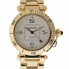 Cartier Pasha 2392 38.0mm Unisex Watch