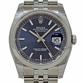 Rolex Datejust 116200 36.0mm Mens Watch