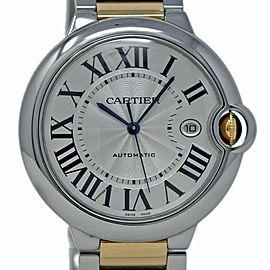 Cartier Ballon W69009Z3 42.0mm Mens Watch