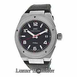 Iwc Ingenieur IW322703 3227 42mm Mens Watch