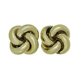 Tiffany & Co. 14K Yellow Gold Earrings