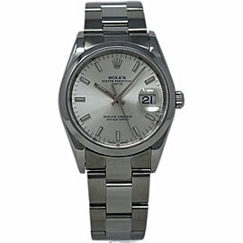 Rolex Date 15200 34mm Womens Watch