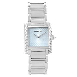 Cartier Tank Francaise WE1020S3 25mm Womens Watch
