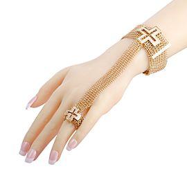 Roger Dubuis 18K Rose Gold Diamond Bracelet