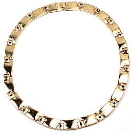 Chaumet Paris 18k Yellow Gold Iolite Necklace Box
