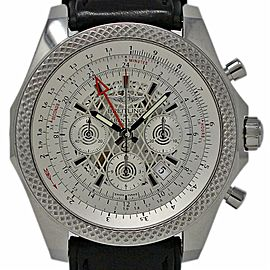 Breitling Bentley B04 GMT AB043112/G774 Stainless Steel