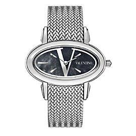 Valentino V50SBQ9999 S099 V Logo Quartz Watch