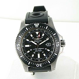 Breitling Superocean 44 Special Blk Cream Dial Mens Watch New Y1739310/BF45/227S