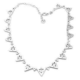 Pasquale Bruni 18k White Gold 8.8ct Diamond Necklace Retail $63,460