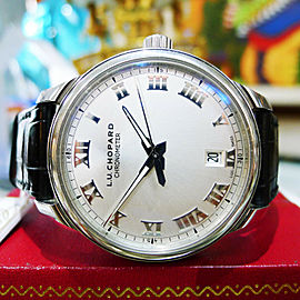 Chopard LUC 1937 Chronometer Stainless Steel Automatic 42mm Watch Ref: 8544
