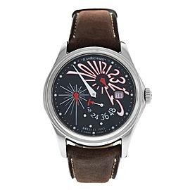 Unisex Daniel JeanRichard 42MM Bressel 1665 Automatic 63112 Watch