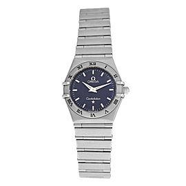 Ladies Omega Constellation 1572.40 Steel Quartz 25MM Watch