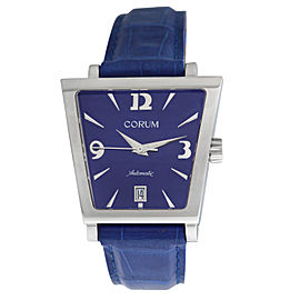 Men's Corum Trapeze 82.404.20 Stainless Steel Date Automatic 41MM Watch