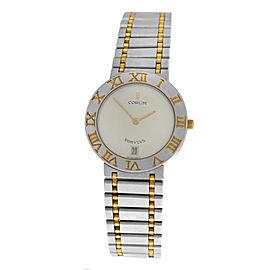 Ladies' Corum Romvlvs 43.903.21V48 Steel Yellow Gold Quartz 31M Watch