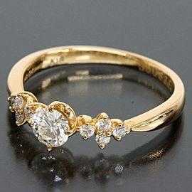 Vendome Aoyama 0.254ct Diamonds Band Ring